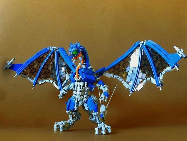 Model Obsolete, dragon unit LL-32167