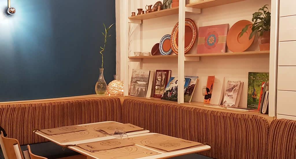 Vegan en vegetarisch restaurant in Athene: Mama Tierra | Mooistestedentrips.nl