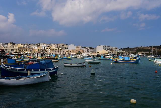 Marsaxlokk, Malta 295