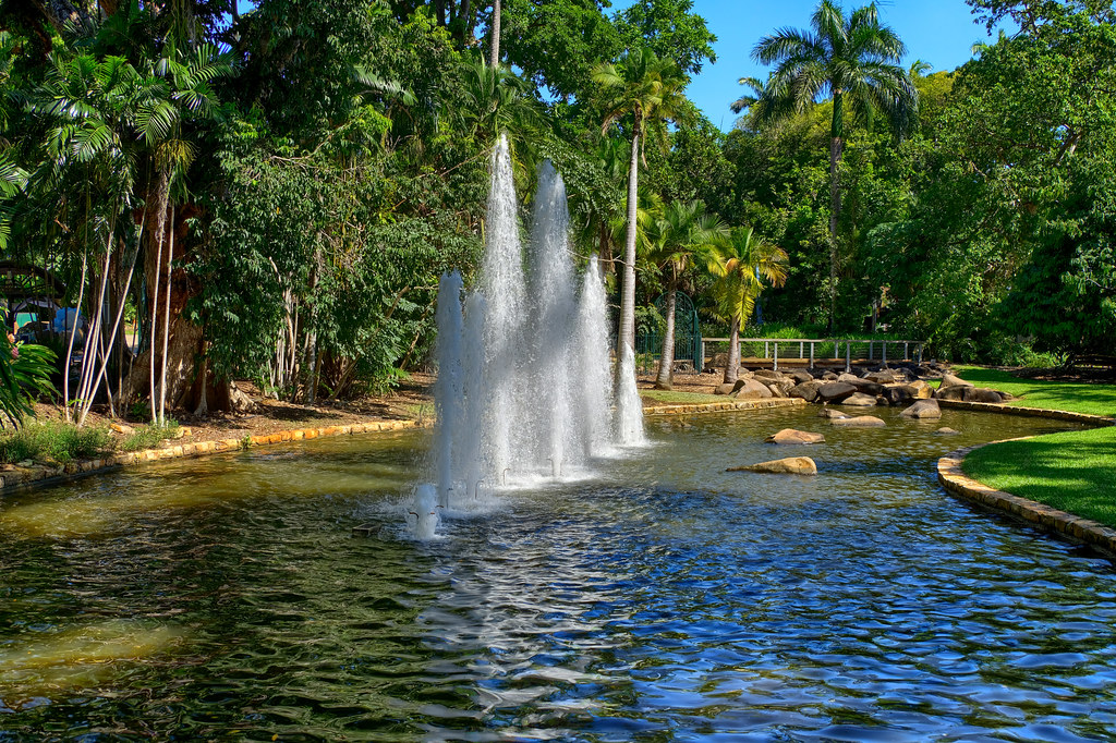 George Brown Botanic Gardens
