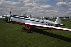 G-AWSH Zlin Z526 [1052] Sywell 310818