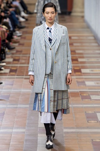 Thom Browne Womenswear Fall/Winter 2019/2020 45