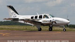 PR-FUM - Beechcraft 58 Baron