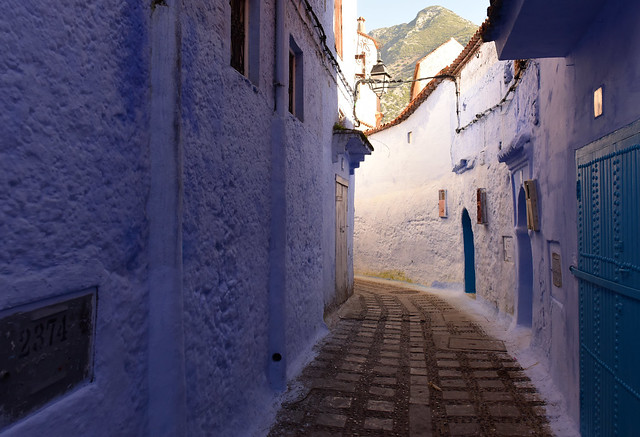 Chefchaouen,  Morocco, January 2019 D810 746