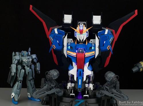 BSC Zeta Gundam Bust 2 | by MT Falldog
