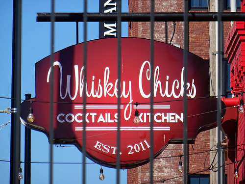 Whiskey Chicks