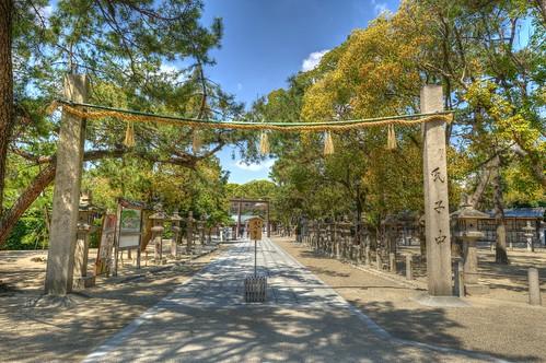 04-04-2019 Nishinomiya-Jinjya Shrine (5)