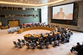 Sitzung des UN-Sicherheitsrates | by Offizieller Auftritt der Bundeswehr