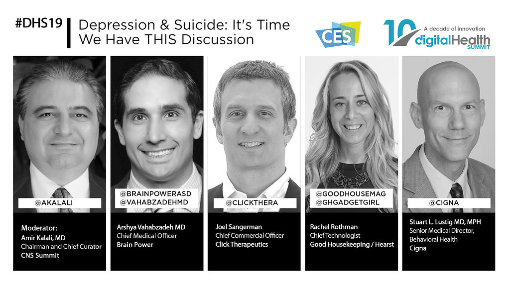 32 - 145 PM Depression & Suicide - Its Time We Have THIS Discussion