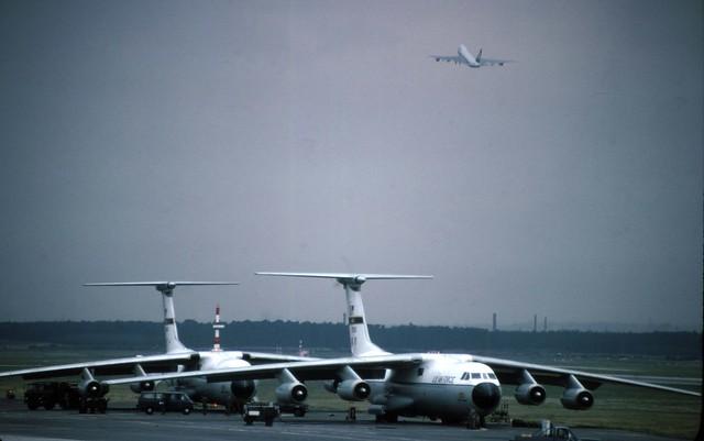 Frankfurt US Airfoce base July 30  1979