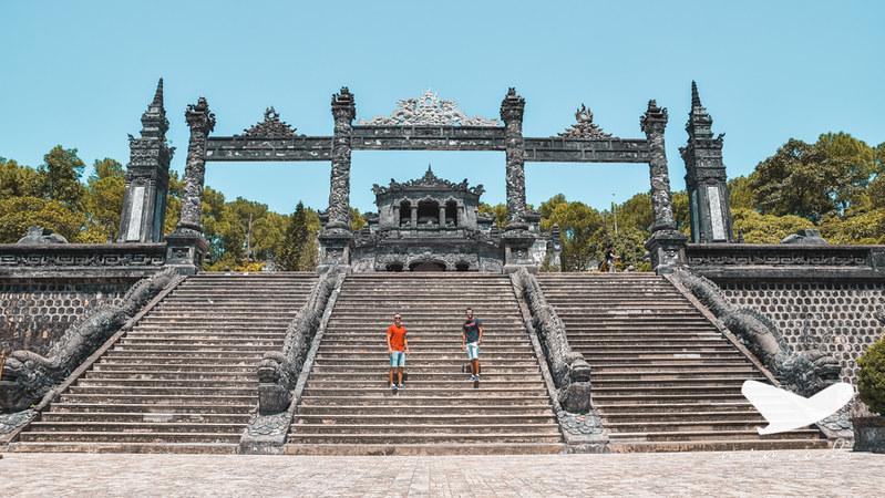 Donde alojarse en Vietnam