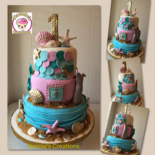 Cake by Nannie's Creations