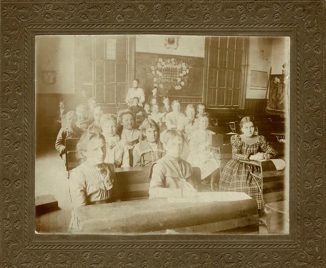 7th grade - 1900