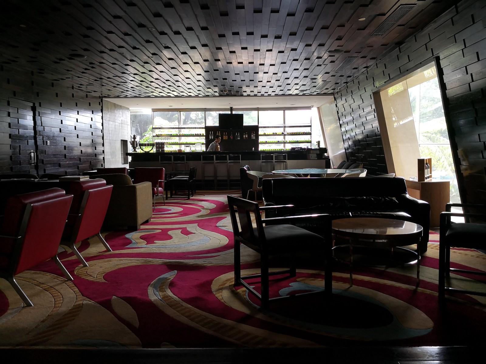 Magma lounge and bar