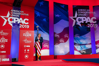 President Donald J. Trump Delivers Remarks at CPAC | by The White House