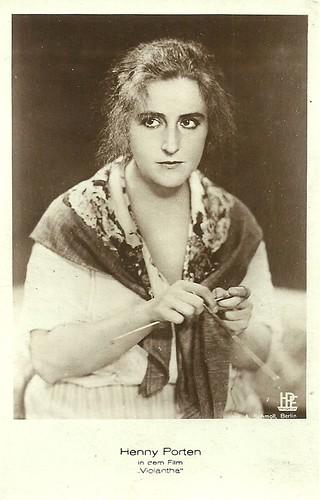 Henny Porten in Violantha (1927)