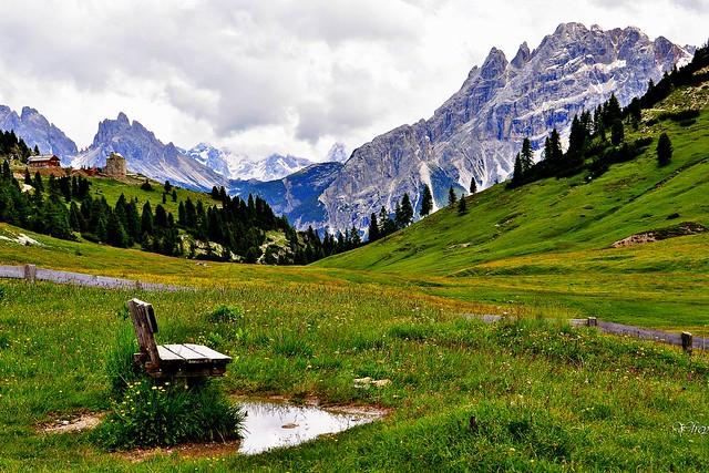 2/2 Plätzerwiese - Dolomites Italie