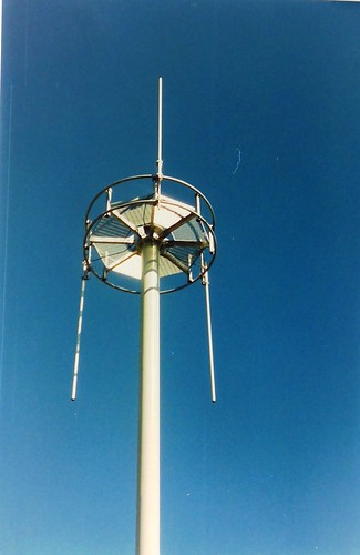 Cellphone Tower, 127 Ridge Road, Howick | by Archives New Zealand