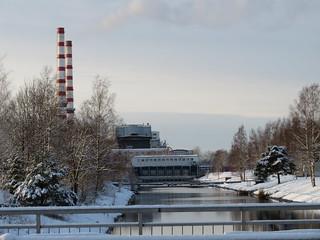Ida-Virumaa / Ida Viru County, Estonia