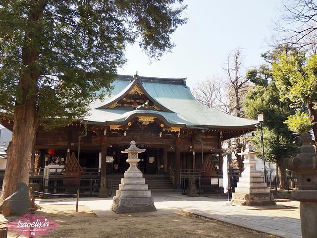 鬼子母神堂(荒川線)