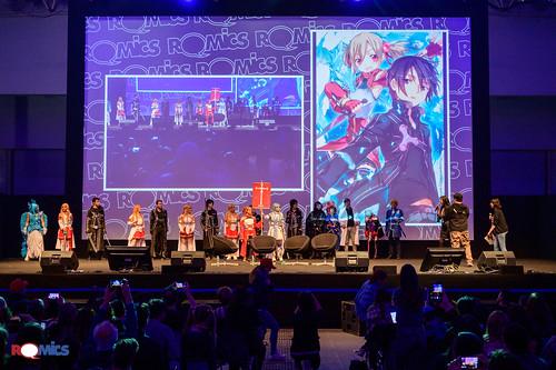 Romics celebra Reki Kawahara Romics d'Oro 2019