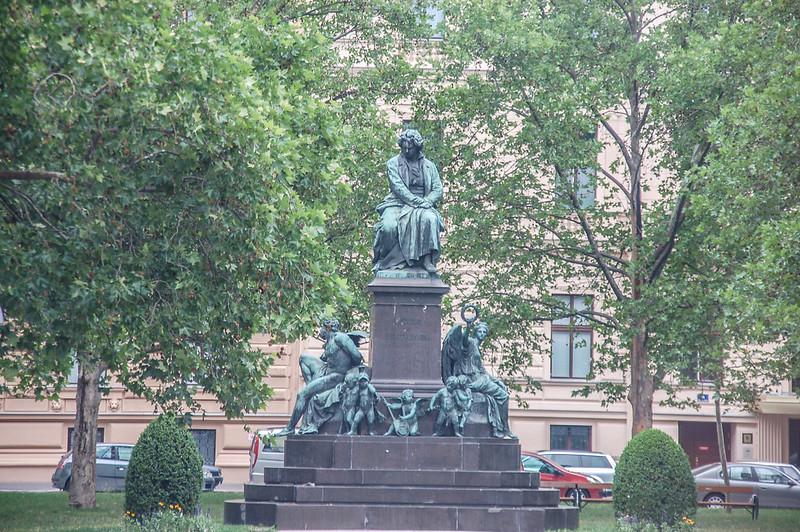 貝多芬雕像 2