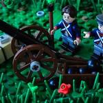 Prussian Artillery (1870)