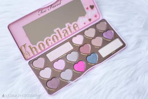 TOO FACED CHOCOLATE REVIEW   by Luciana Couto