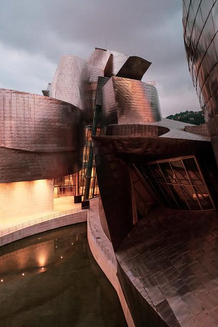 Guggenheim, Bilbao, Spain