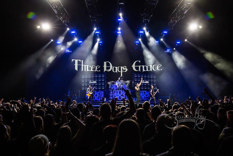 Three Days Grace | 2019.03.05