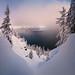 Vizard   Crater Lake, Oregon by v on life