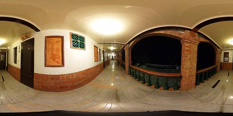 03大義山莊二樓走廊