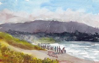 190323 Carmel Beach CA   by sumacm