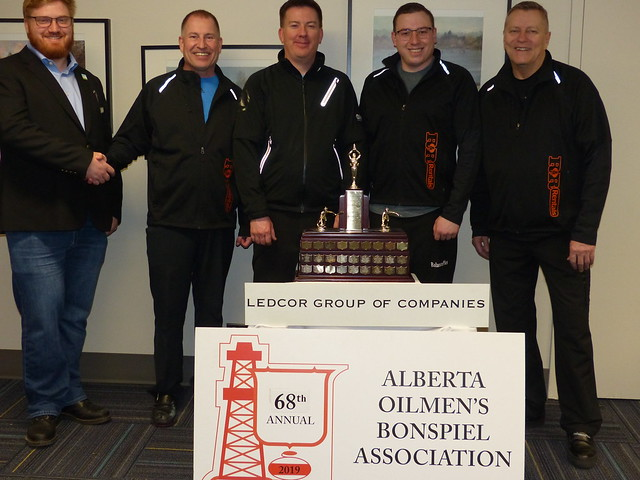 2019 Alberta Oilmen's Bonspiel