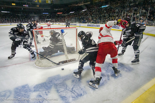 Cornell vs. Providence College NCAA ice hockey