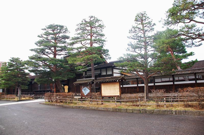 高山陣屋 5