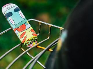 McKenzie Fingerboards - Lucky Face | by MartinBeckmann
