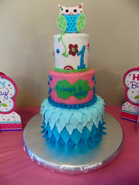 Cake from Kimmy Sue's Cakes
