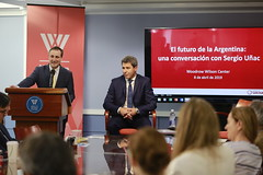 4.9  The Future of Argentina: A Conversation with Sergio Uñac