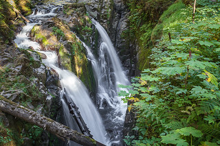 Sol Duc Falls by Charlie Henry | by cameraclub231