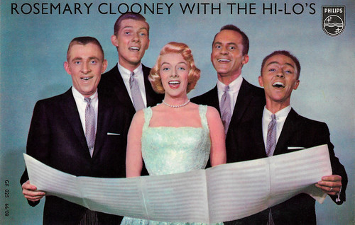 Rosemary Clooney with the Hi-Lo's