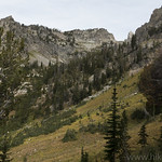 Views from Static Peak Divide Trail
