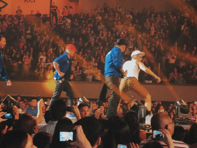 New Kids On the Block x Backstreet Boys in Manila Concert