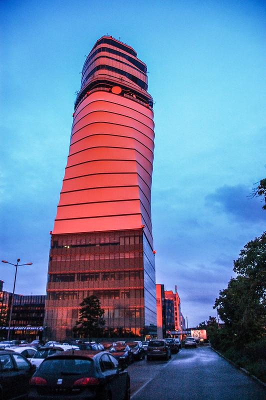 三星(Samsung)大樓,維也納 4