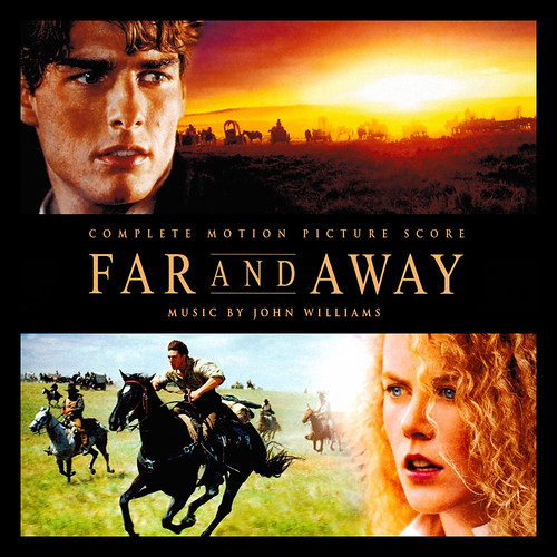 Far and Away by John Williams | by hahah123 covers