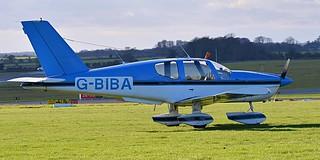 G-BIBA Kemble Airport
