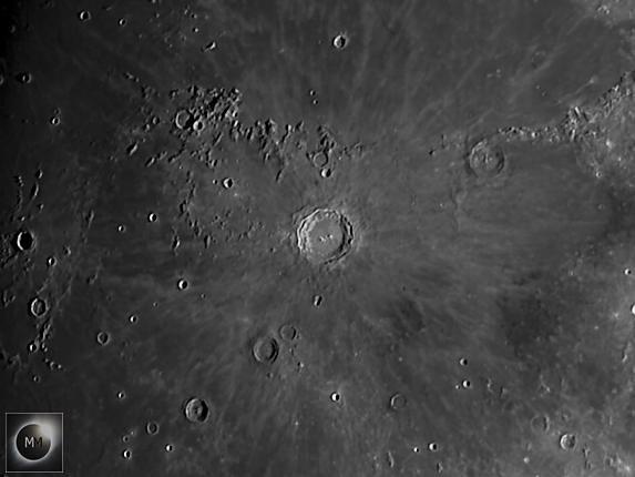 Crater Coppernicus Region 15/02/19
