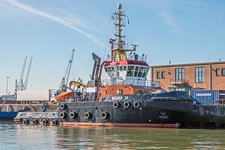Bugsier 30   by kiekjesdief.nl/schepen