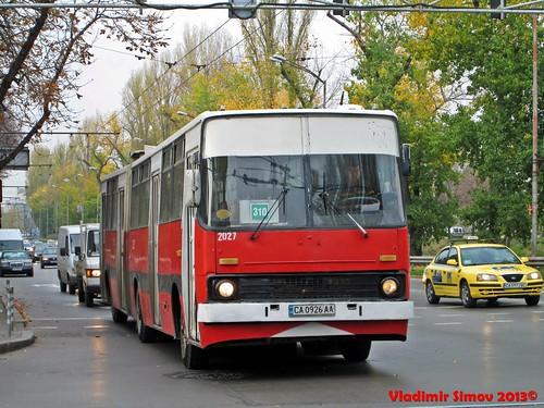 2027-310 1.11.2013 | by Sofiatransport transport data base