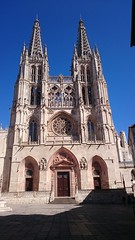 Catedral de Burgos Fachada occidental